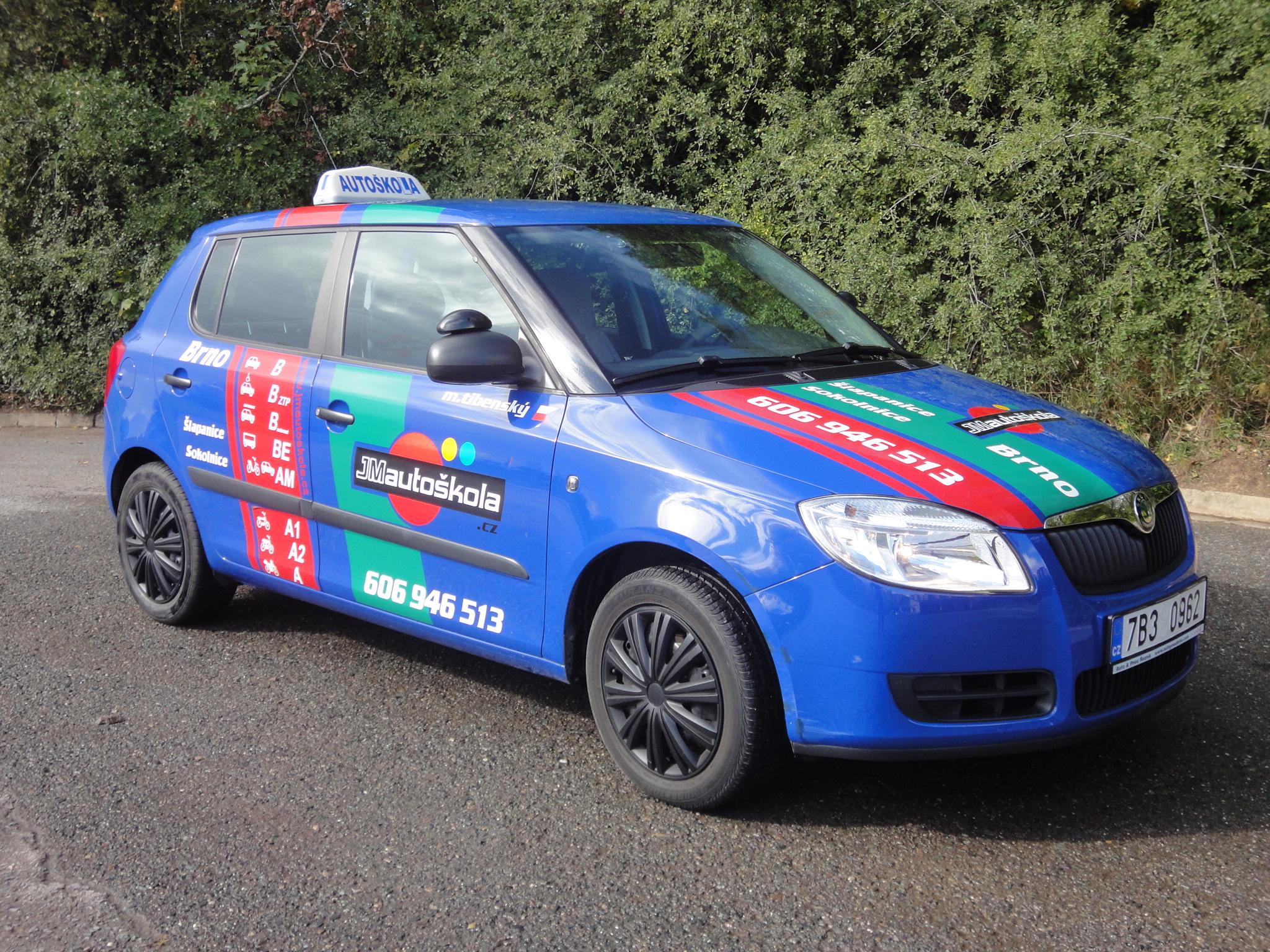 Škoda Fabia 1.2 HTP (pro zvětšení klikni)